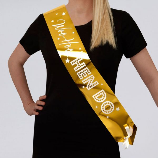 Woo Hoo Hen Do Hen Party Sash (4)